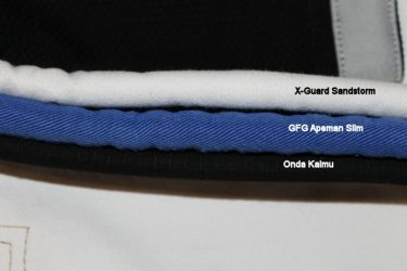 Gi Review: Sandstorm (A3) by X-Guard