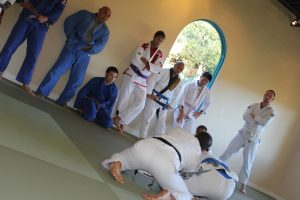Martial Arts and Medicine Come Together In Laguna Niguel at Optimus Brazilian Jiu Jitsu