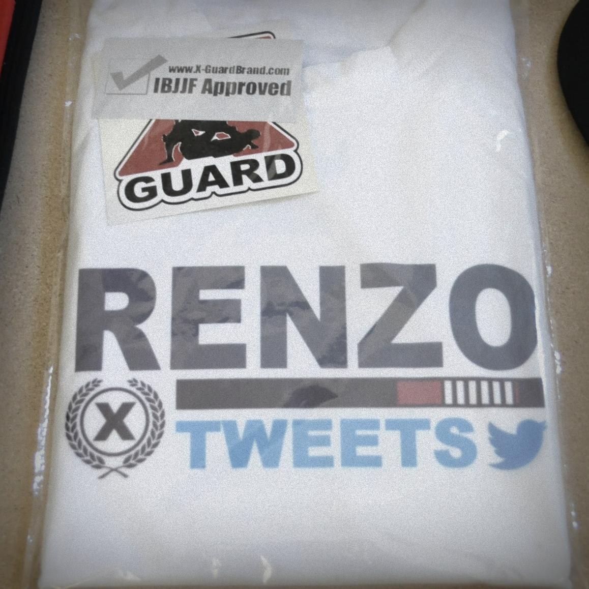 Renzo, Tweets, Muggers, Ninjas, Sex and other Fishing Stories